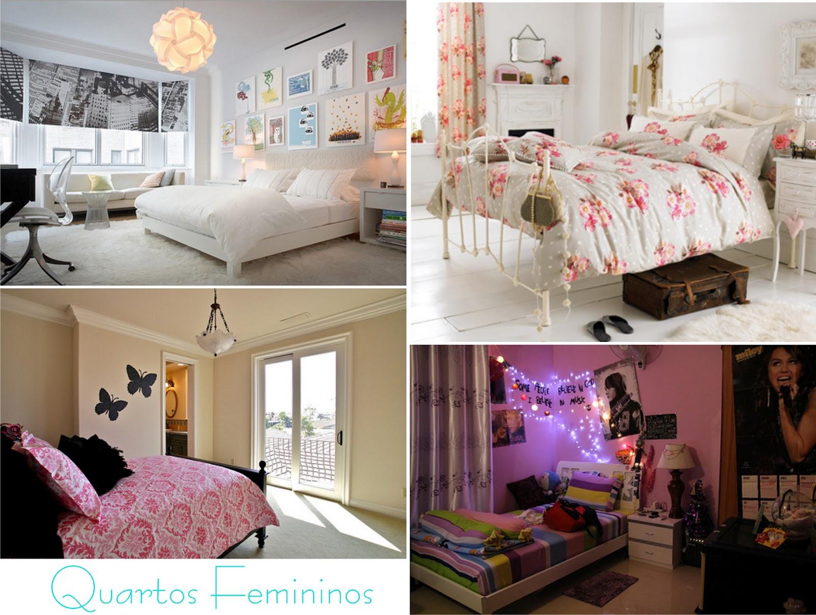 Quartos Lindos ~ quartos lindos Blog Papo Diferente