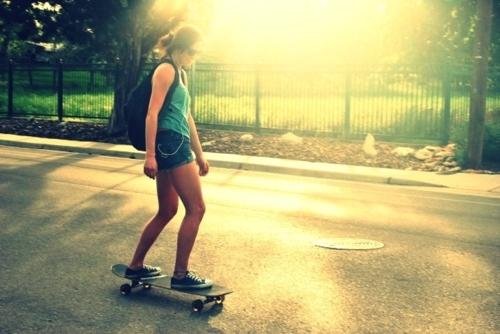 aprenda a andar de skate 1